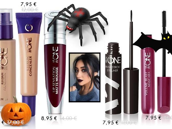6 Essenciais da maquilhagem por menos de 10€ para se inspirar no Halloween
