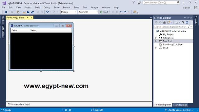 njRAT 0.7D Info Extractor (SRC)
