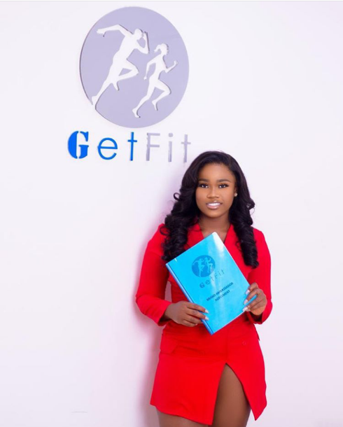 From influencer to an Ambassador – Cee-C becomes a brand ambassador of GetFit Ng