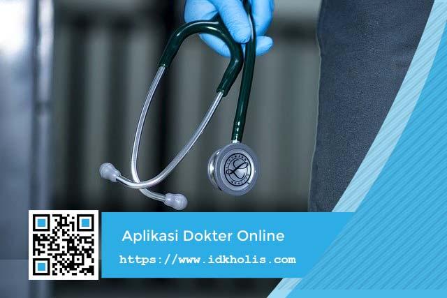 Aplikasi dokter online terbaik saat ini