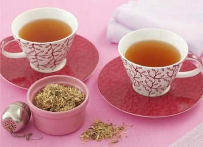 عرق سوس, جذور عرق السوس, فوائد شاي عرق السوس