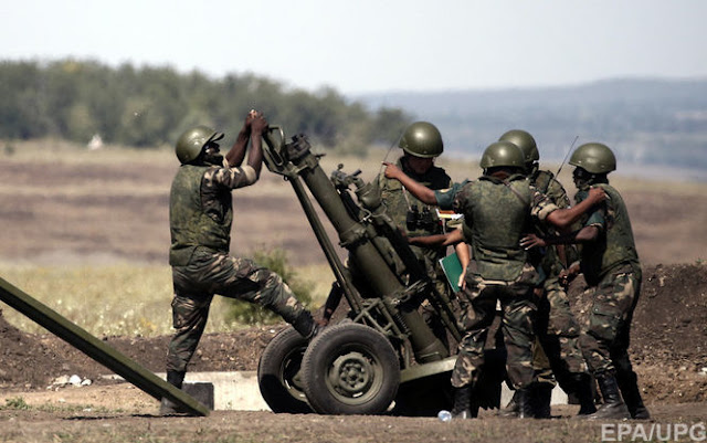 Російський офіцер у суді вперше натякнув на участь в бойових діях на Донбасі