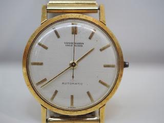 アンティーク腕時計をお買い取り致しました ナルダン・オートマチック