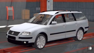 Volkswagen Passat B5 Facelift V1 car mod