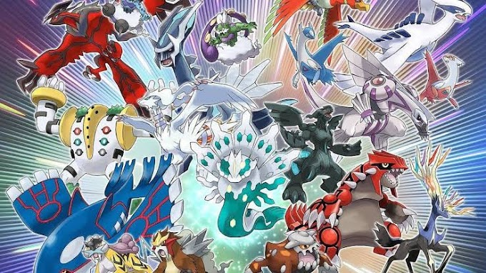 10 Most Powerful Legendary Pokemons And Their Powers Explained