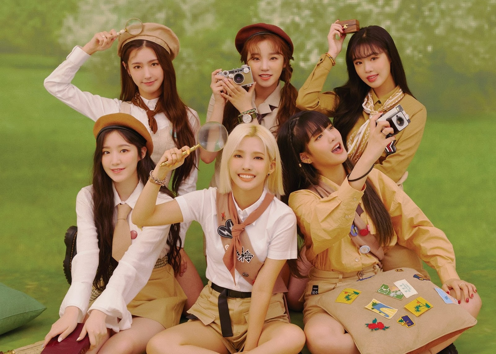 Confirmed Comeback Next Month, (G)I-DLE Filming New MV Today