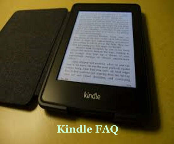 kindle-fAQ-regarding-the-amazon-e-Reader