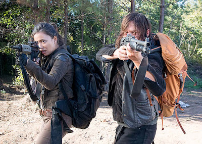 The Walking Dead 6x14 Twice As Far FOX España AMC