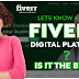 What is Fiverr? How Fiverr works? Let's talk about Fiverr.
