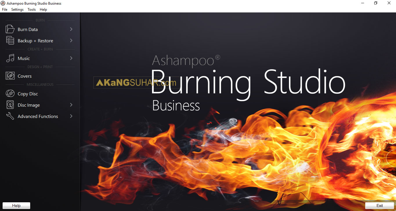 Download Ashampoo Burning Studio Business 15.0.4.2 Final Full Version Terbaru