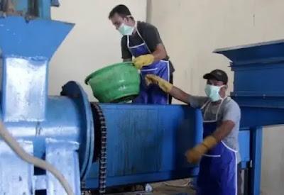Industri Pengolahan Hasil Pertanian tepung