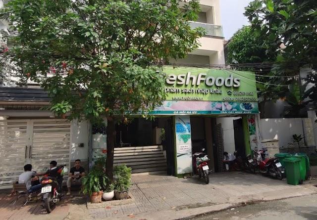 Địa chỉ Fresh Foods Thực Phẩm Sạch: 55 Đường số 7, An Phú, Quận 2