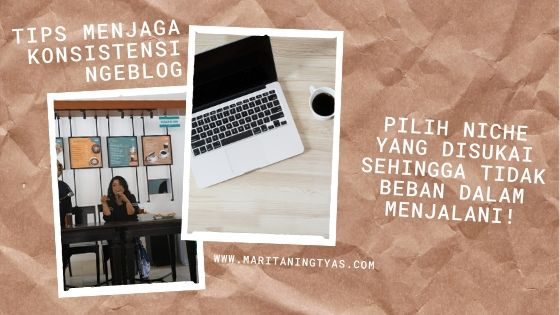 tips menjaga konsistensi ngeblog dari mbak Diah Didi