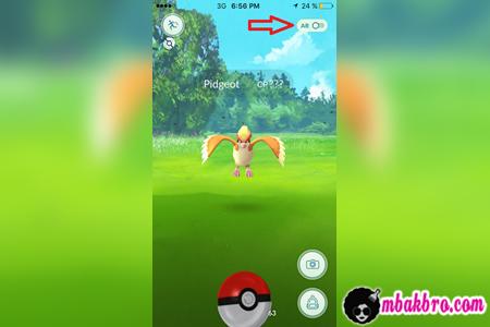cara menangkap pokemon dengan mudah