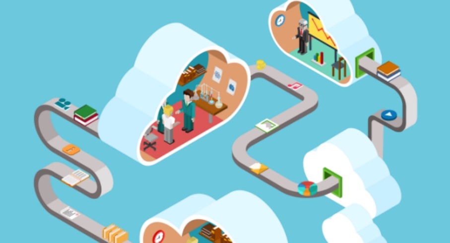 10 Reasons Small Businesses Should Use The Cloud