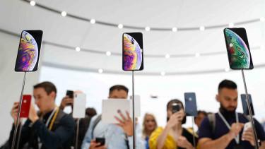 Masalah pengisian daya iphone xs , xs max
