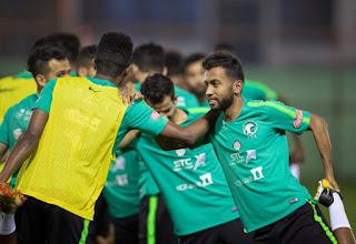 نتيجة مباراة السعودية وغينيا الاستوائية اليوم الإثنين 25-03-2019 في مباراة ودية