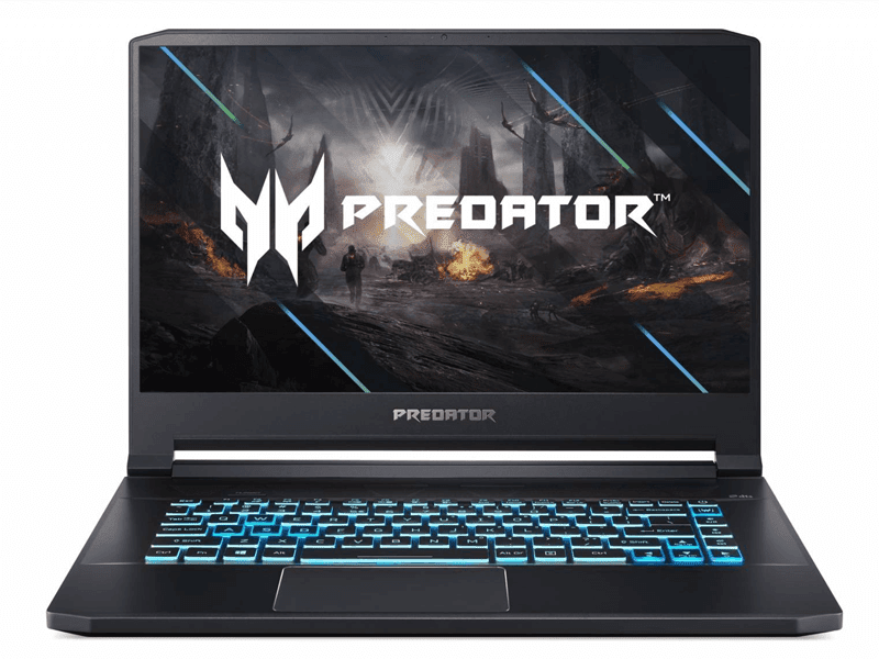 Acer Predator Triton 500, Nitro 5 with 10th Gen Intel H-series CPU announced!