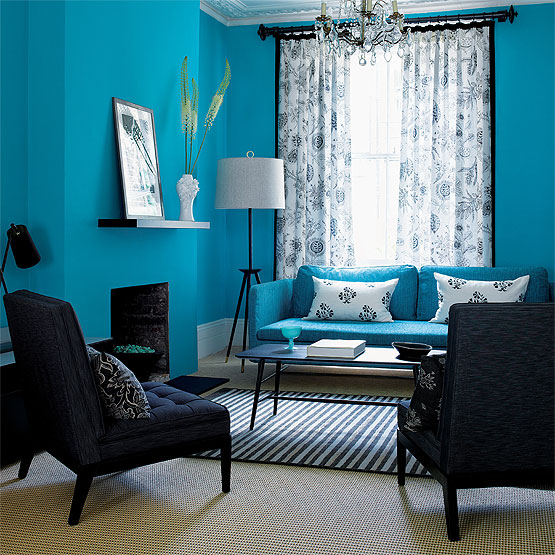 Interior Design - Anything & Everything: Turquoise!