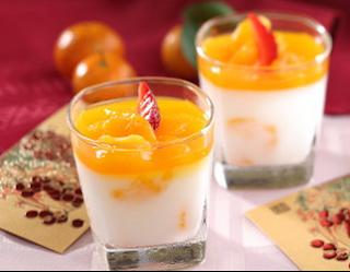 Resep Puding Mangga Susu