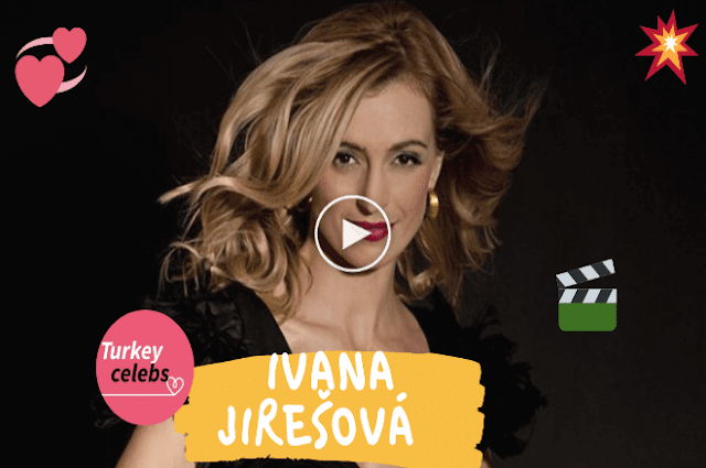 Ivana jirešová  a special technique that cleanses her mind every day.