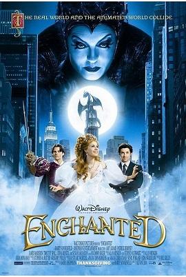 Xem Phim Chuyện Thần Tiên Ở New York - Enchanted