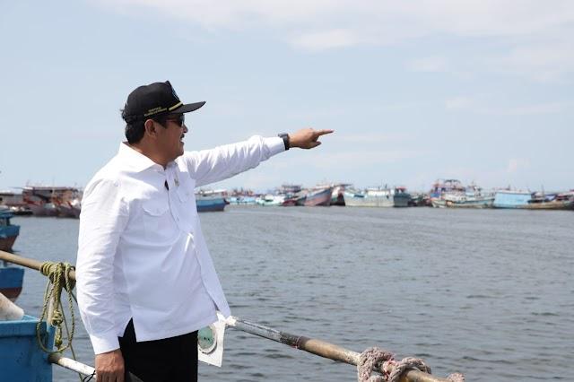 Hari Laut Sedunia, Menteri Trenggono Ajak Masyarakat Jaga Kesehatan Laut