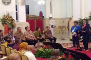 Hallo Pak Kades, Jokowi akan Bawa KPK Cek Keuangan Desa