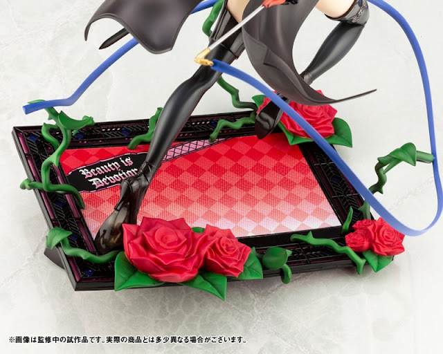 ARTFX J Yoshizawa Kasumi Phantom Thief Ver. de Persona 5 The Royal, Kotobukiya.