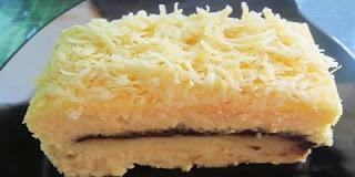 Resep Cara Membuat Brownies Kukus Singkong Keju
