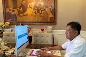Gubernur Dondokambey Apresiasi Sinergi Triple Helix Pengembangan Ketahanan Pangan di Sulut.