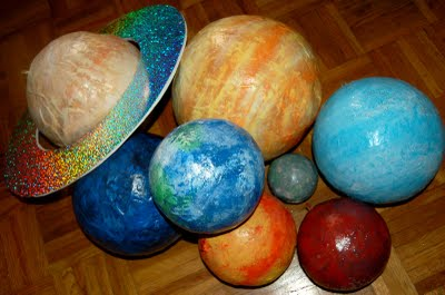 planets party balloons - photo #21