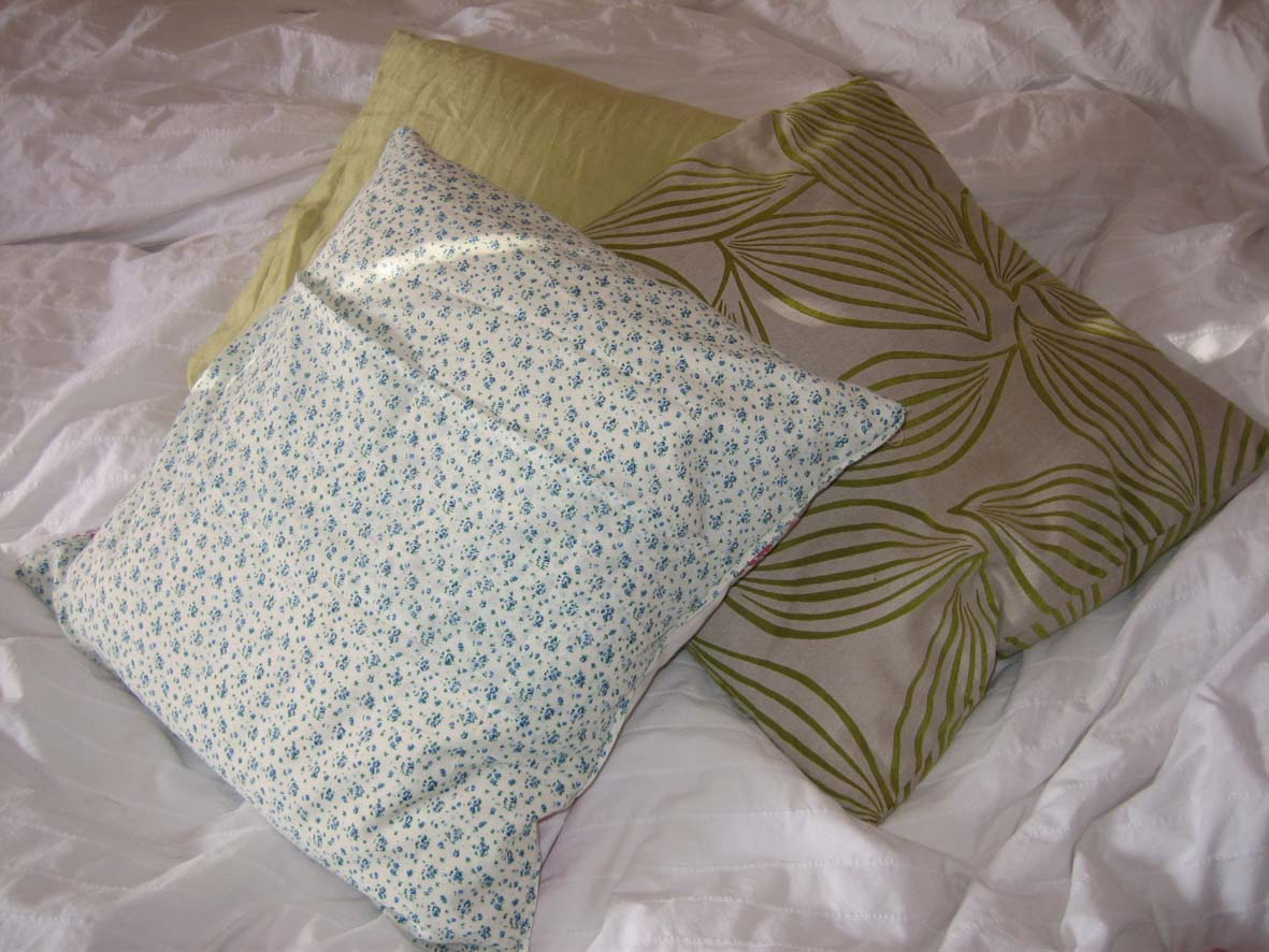 ThredHED: Cushion Covers Anyone?
