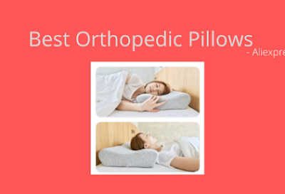 10 Best Orthopedic Pillows in AliExpress