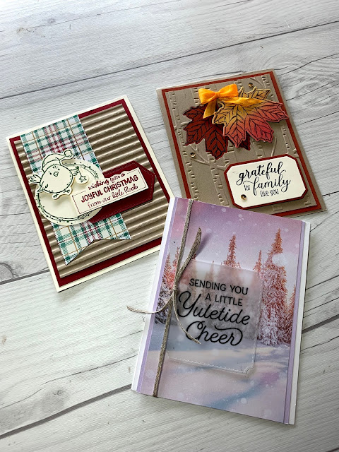 #Elfie From The Stampin' Up! Holiday Catalog