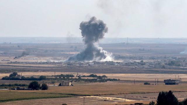 Εγκλήματα πολέμου η Τουρκία; Αν είναι δυνατόν!