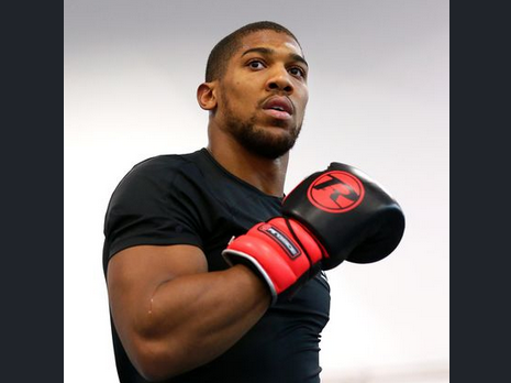 See Reasons Anthony Joshua is Self-Isolating