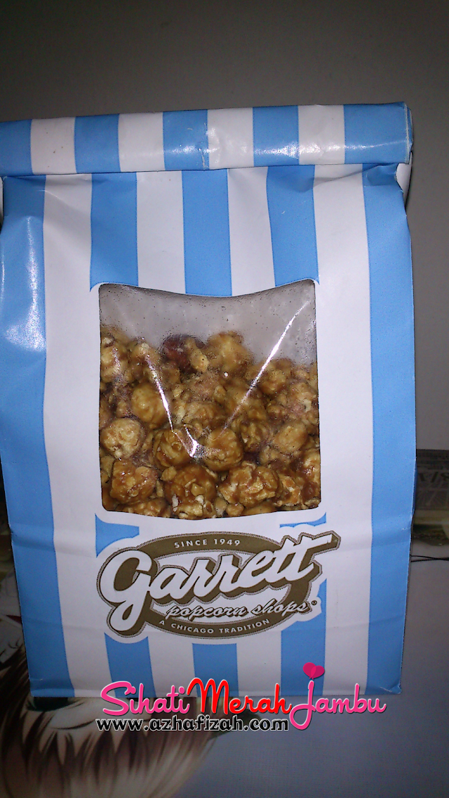 Garret Pop Corn Shop Kini di Mid Valley