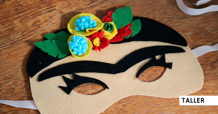 Carnaval craft en Els Encants