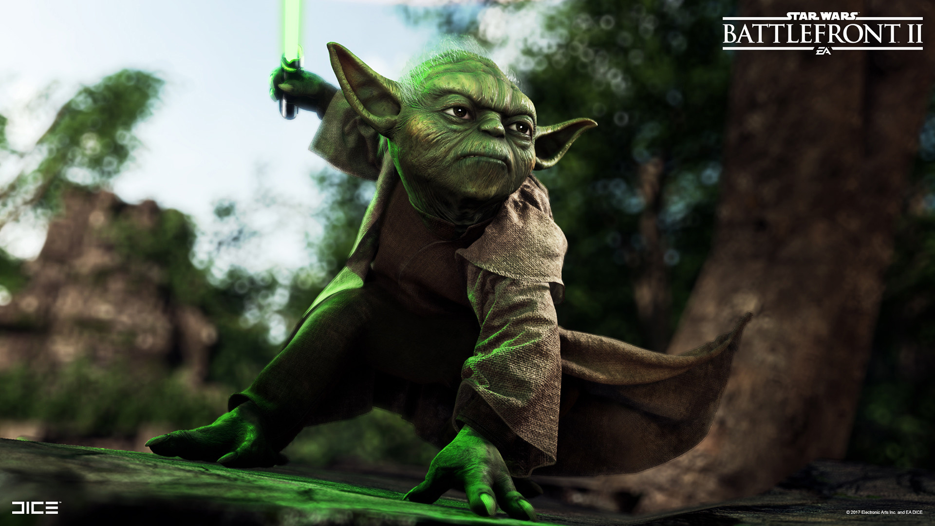 Yoda in Star Wars Battlefront 2: best cards and tips