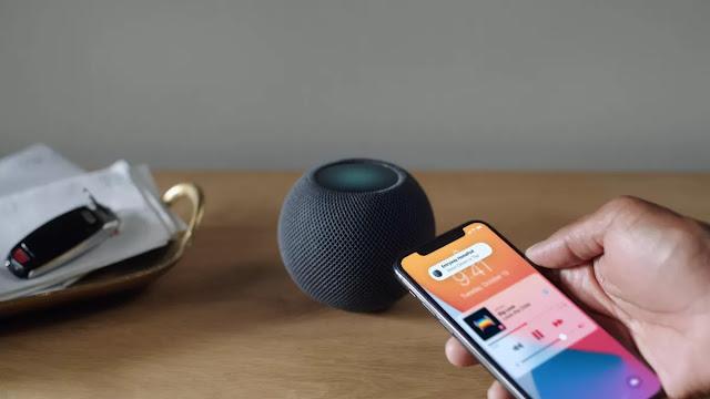 New Apple HomePod Mini