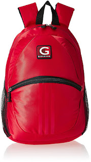 Giordano 19 Ltrs Red Laptop Backpack (GD3247CL-RD)