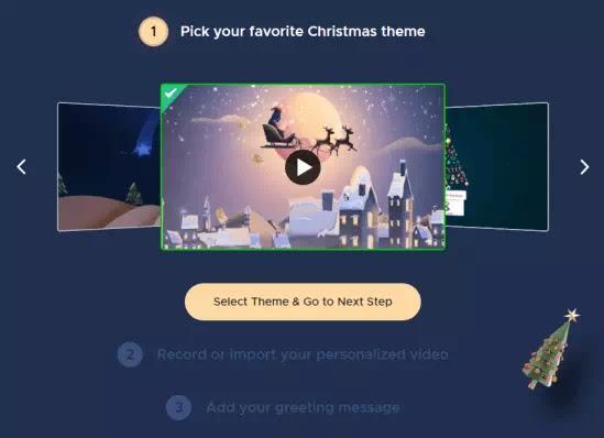Membuat Video Ucapan Natal Yang Dipersonalisasi-1