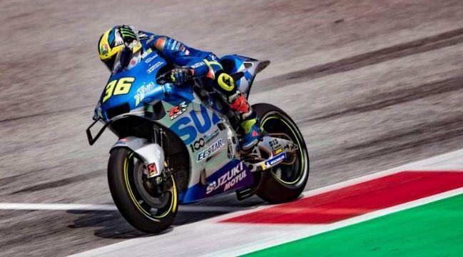 Hasil FP3 MotoGP Styria Austria: Mir Tercepat, Rossi Ke-15