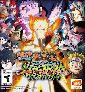 PC Game Download Naruto Shippuden: Ultimate Ninja Storm Revolution