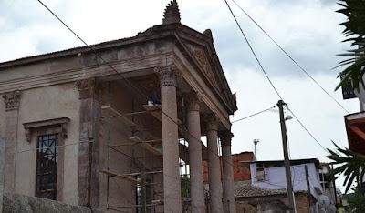 Αϊβαλί: Εγκαινιάζεται το ξακουστό «Αγίασμα» της Παναγίας της Φανερωμένης