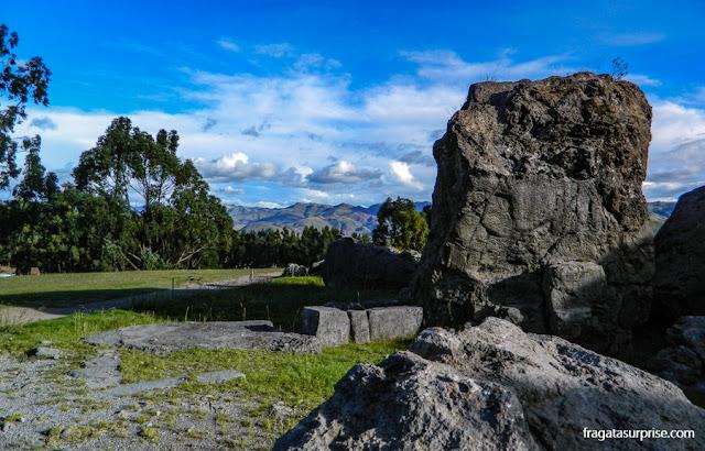 Q'enqo, o Labirinto, centro cerimonial inca nos arredores de Cusco
