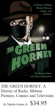 The Green Hornet by Martin Grams (image)