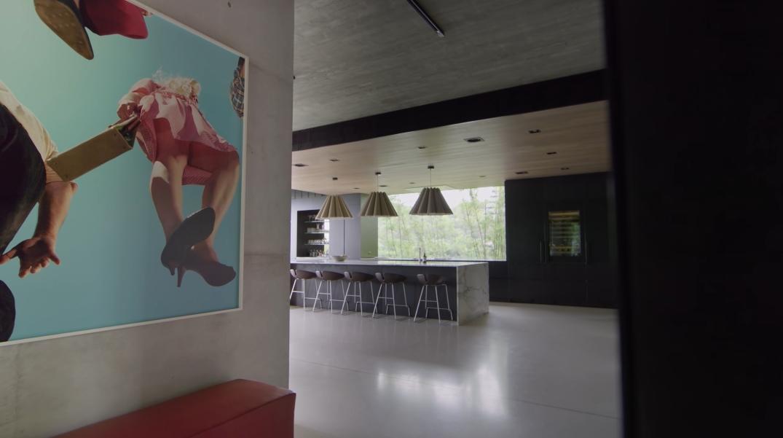 49 Interior Design Photos vs. Brazilian Modernism Mosman Concrete  House Sydney Tour
