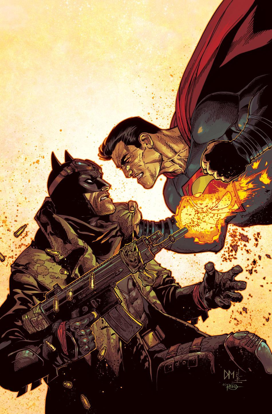 """SNEAK PEEK: """"Batman v Superman: Dawn Of Justice"""" - More DC ..."""